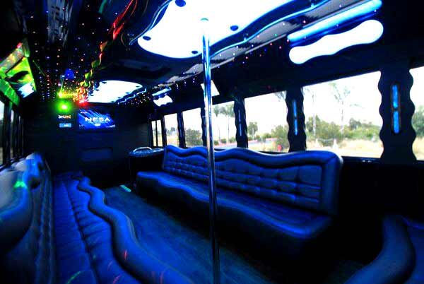 40 people party bus Lackawanna