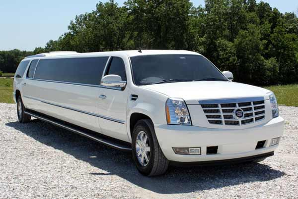 Cadillac Escalade Limo Greece