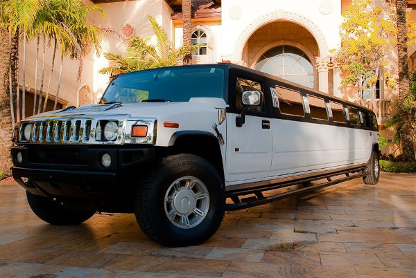 Hummer limo Amherst