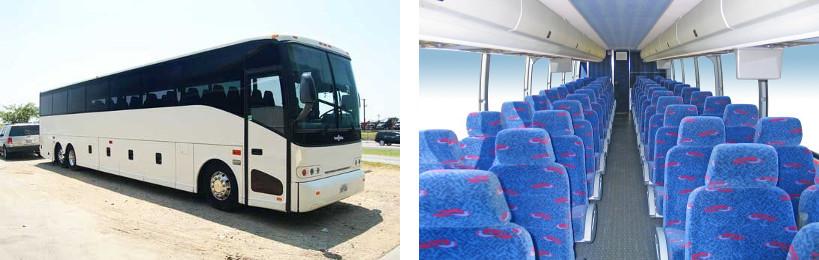 charter buses buffalo