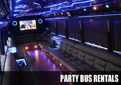 kids party buses