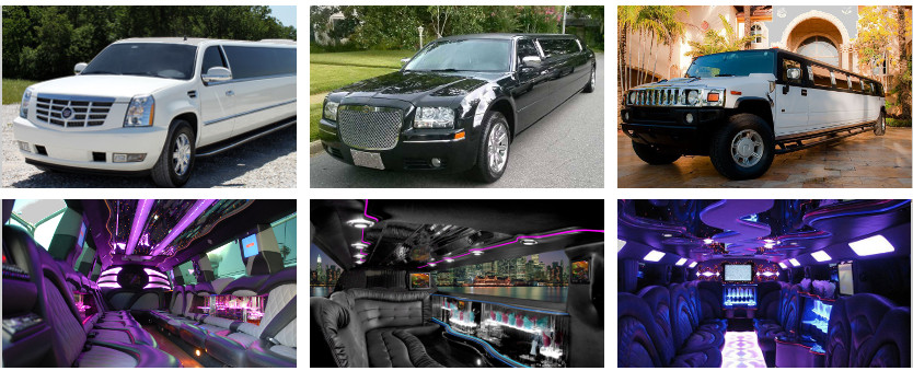 kids party limo service