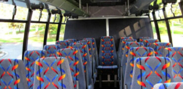 20 person mini bus rental Amherst