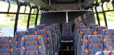 20 person mini bus rental Rochester