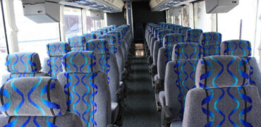 30 person shuttle bus rental Amherst