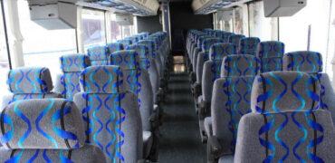 30 person shuttle bus rental Lockport