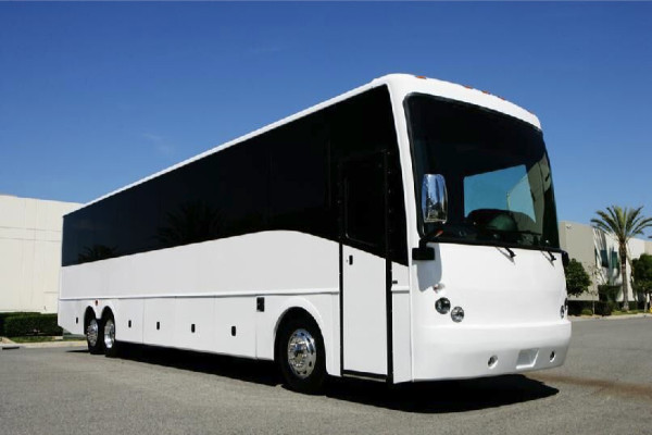 40 passenger charter bus rental Lockport