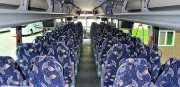 40 person charter bus Lackawanna