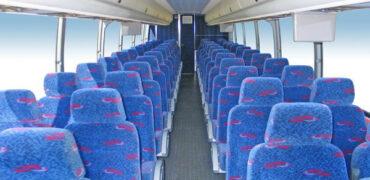 50 person charter bus rental Lackawanna